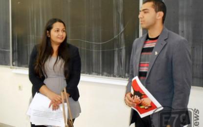 Ученици от СОУИЧЕ се запознаха с правата на детето