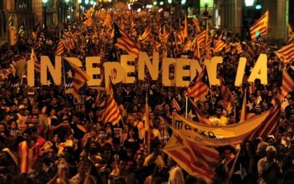 В Каталония започна допитването за независимостта на автономната испанска област