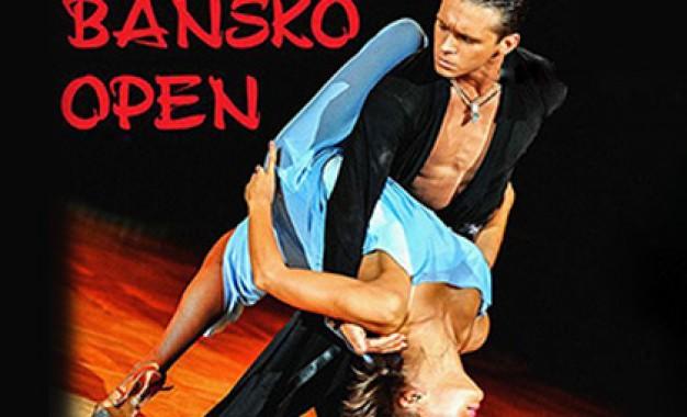 """450 души ще участват в третия национален турнир по спортни танци """"Bansko open"""" 2014"""