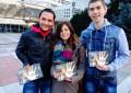 Млади социалисти от Благоевград и Смолян почетоха 25 ноември