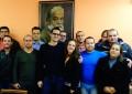 Дама пое младежката организация на БСП в Благоевград
