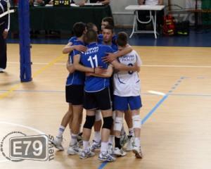 Ученици от Разлог най-добри на волейбол