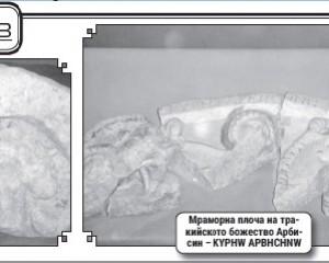 ГРАДЪТ: Образци на античното изкуство от градовете Гоце Делчев, Петрич и Сандански