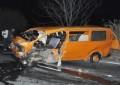 9 ранени в катастрофа с български бус в Германия