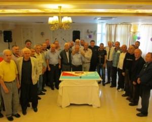 С огромна торта, емоции и награди отбелязаха вековния юбилей на футбола в Дупница