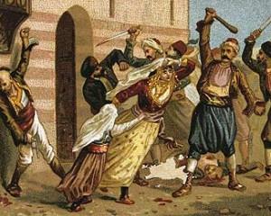 ГРАДЪТ: Турците насекли на парчета жителите на село Корница