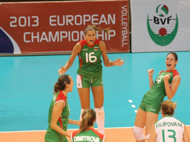 волейбол жени