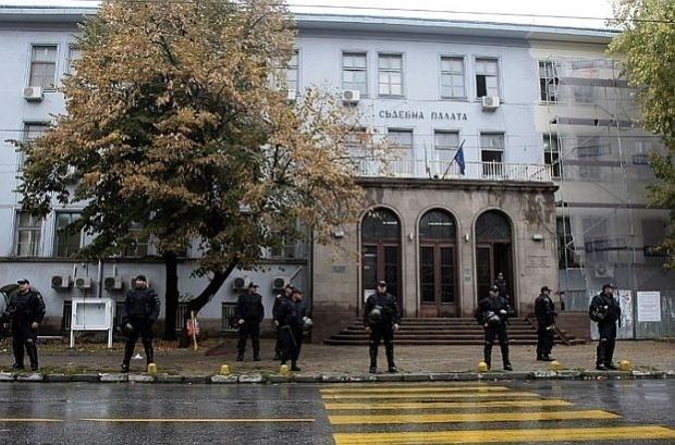 Съдебна палата Пазарджик